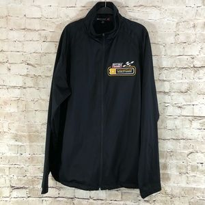 Sport tech Chump Car Wold series track jacket 2XL